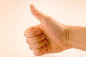 палец большой симптомы