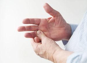 Как выглядит полиартрит пальцев рук наглядный пример