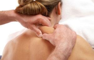Массаж при заболеваниях шеи