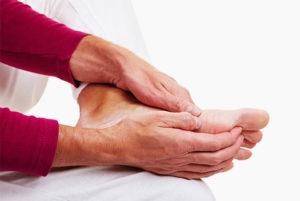 причины артрита ног