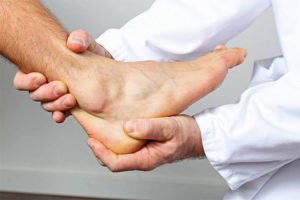 симптоматика артрита голеностопного сустава