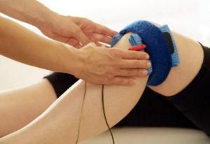 физиотерапия для коленного сустава