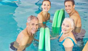 Плаванье при остеохондрозе