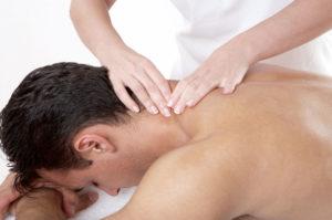 массаж шеи фотография при заболевании
