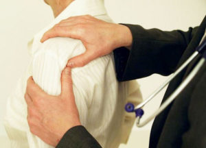 профилактика плечевого бурсита