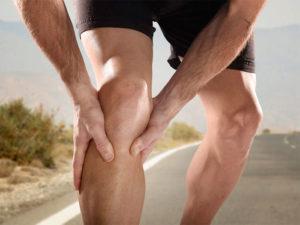 больная коленка фотография, если болит внутри