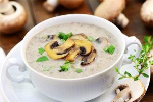 суп-пюре диета