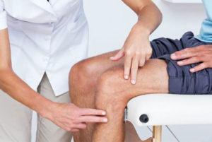 Болит колено с внутренней стороны: диагностика