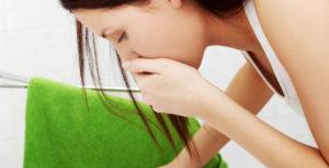 тошнота при остеохондрозе