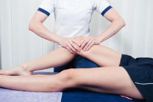 коленный синовит