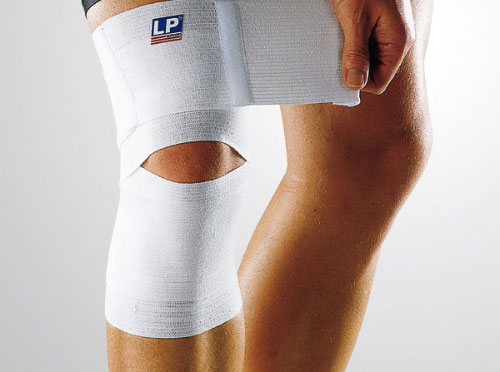 Растяжение связок коленного сустава: степени, профилактика, лечение
