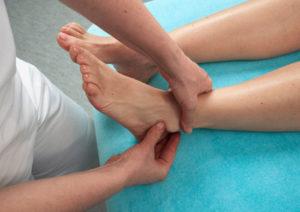 физиотерапия при растяжении голенотоспа