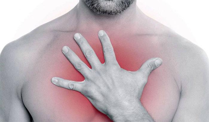 Ушиб грудной клетки: симптоматика, профилактика, лечение