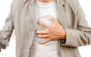 боль из-за спондилеза грудного отдела