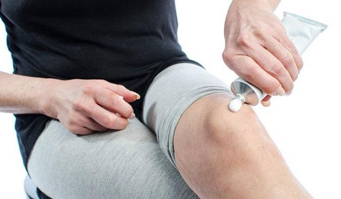 Мази от боли в суставах – виды, препараты, правила нанесения