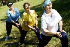 несколько упражнений для реабилитации