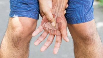 Растяжение мышц – причины, симптомы, лечение, профилактика