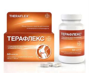 терафлекс как вид лечения артрита