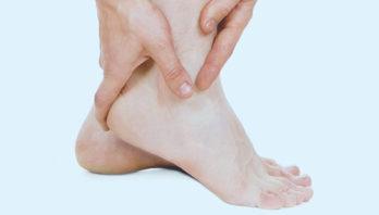 Воспаление голеностопного сустава: причины, симптоматика, лечение