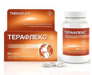 терафлекс фотография и таблетки