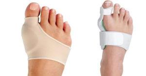 нога и профилактика от косточки