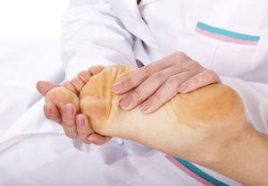 Боль в стопе: причины, симптоматика, диагностика, лечение