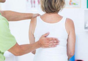диагностирование грудного отдела позвоночника и боль