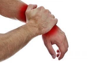 диагностика ушиба рук
