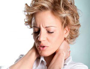 почему болит шеи искревление позвоночника