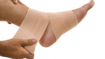 Вывих ноги: симптомы, реабилитация, причины, лечение