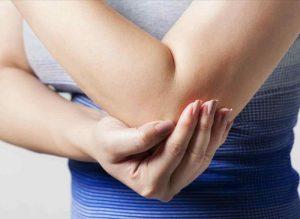 локтевой сустав болит из-за остеоартроза