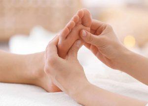 важен ли массаж ног при растяжении