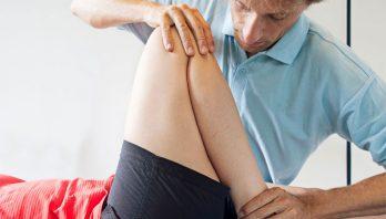 Ушиб бедра при падении: симптомы, источники развития, лечение