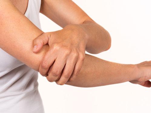 Остеоартроз локтевого сустава: особенности, причины, симптомы, лечение