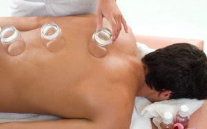 как лечить остеохондроз массажем